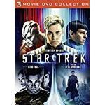 Star Trek, Star Trek Into Darkness & Star Trek Beyond [DVD] [2016]